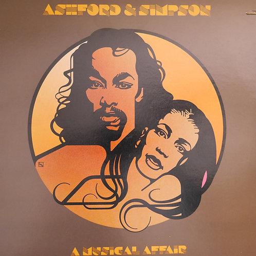 ASHFORD & SIMPSON / A MUSICAL AFFAIR