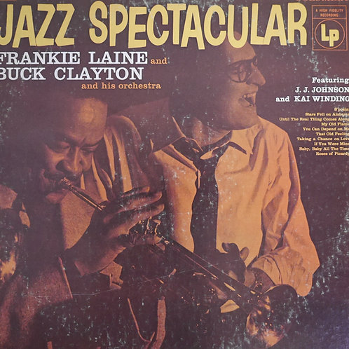 Frankie Laine And Buck Clayton / Jazz Spectacular