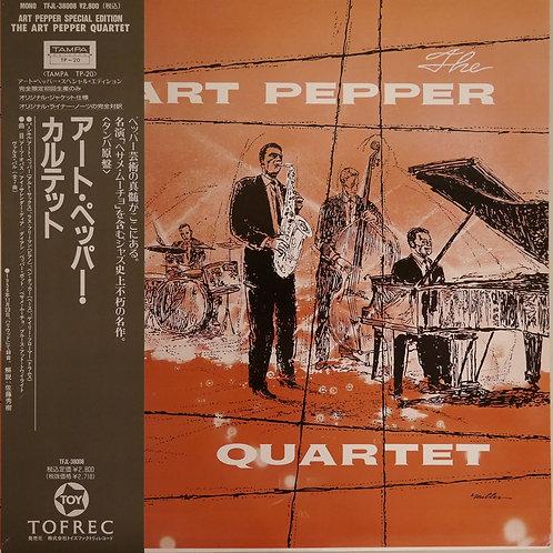 アート・ペッパー・カルテット / THE ART PEPPER QUARTET