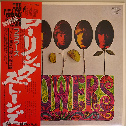THE ROLLING STONES / FLOWERS