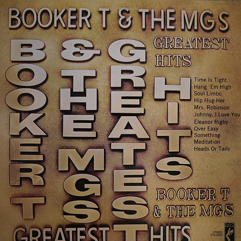 BOOKER T. & THE M.G.'S / Greatest Hits