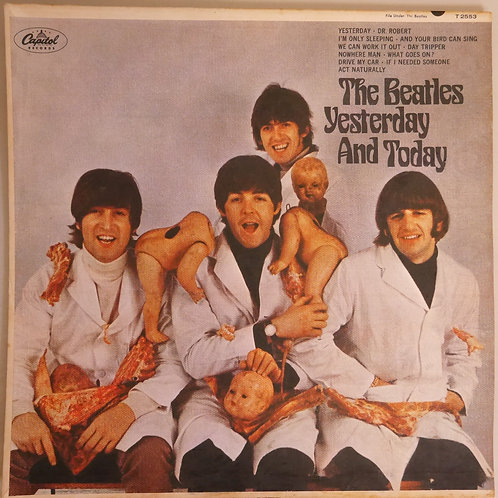 THE BEATLES / Yesterday And Today(ブッチャー・カヴァー)