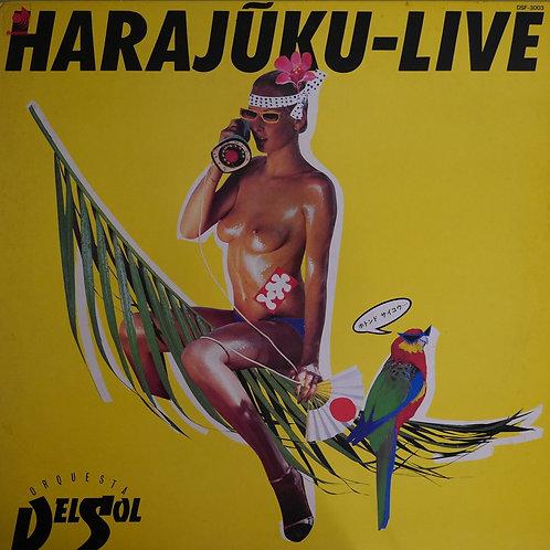ORQUESTA DEL SOL / HARAJUKU LIVE