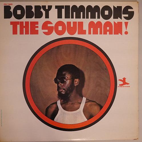 BOBBY TIMMONS / SOUL MAN(VAN GELDER刻印)