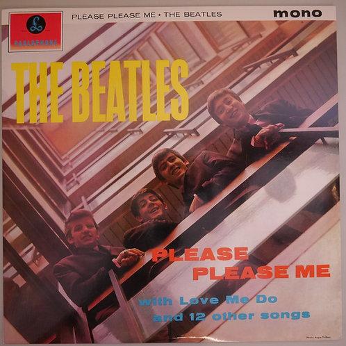 ビートルズ / PLEASE PLEASE ME EU 限定盤 mono PARLOPHONE  180g