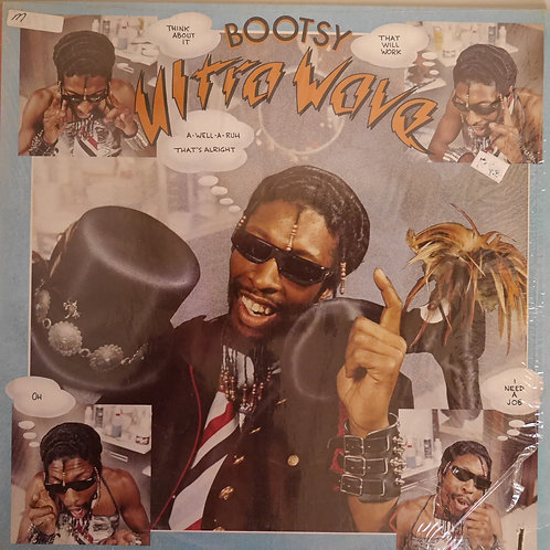 BOOTSY COLLINS /ULTRA WAVE