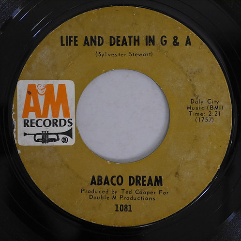 Abaco Dream / LIFE AND DEATH IN G & A/CAT WOMAN