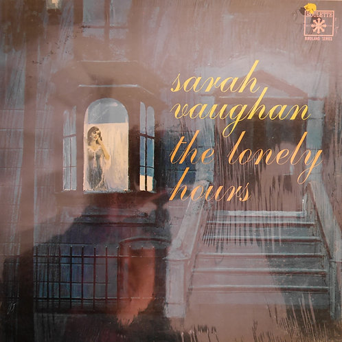 SARAH VAUGHAN / THE LONELY HOURS (MONO)