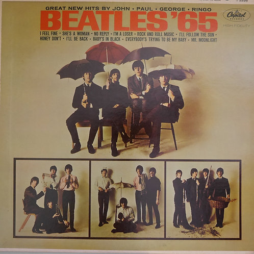 THE BEATLES / BEATLES'65