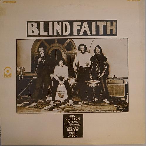 BLIND FAITH /  Eric Clapton, Ginger Baker, Rick Grech, Steve Winwood