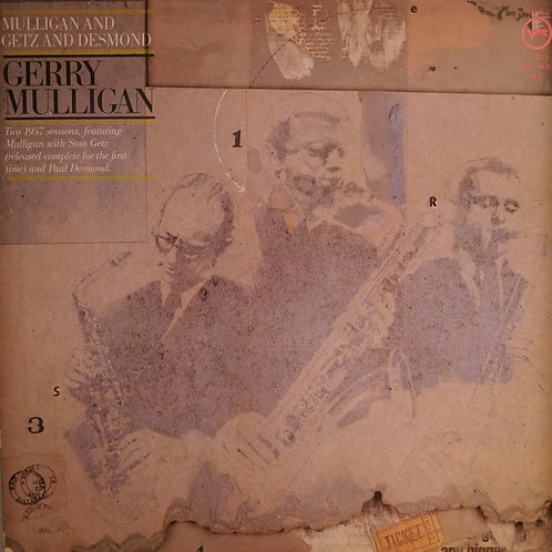 Gerry Mulligan / Mulligan And Getz And Desmond