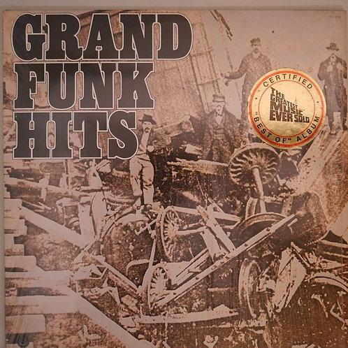 GRAND FUNK RAILROAD / GRAND FUNK HITS      USオリジナル フォトブック付 美品