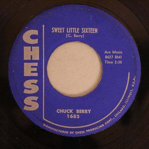 Chuck Berry / Sweet Little Sixteen / Reelin And Rocking
