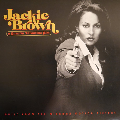 O.S.T. / JACKIE BROWN / JACKIE BROWN (MUSIC FROM THE MIRAMAX MOTION PICTURE)