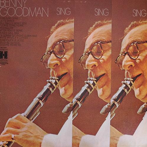 BENNY GOODMAN / SING SING SING