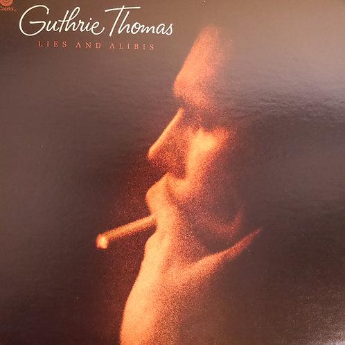 GUTHRIE THOMAS /LIES AND ALIBIS