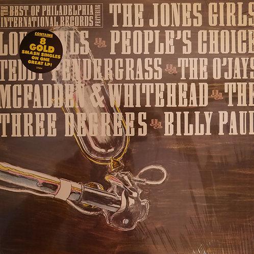 The Best Of Philadelphia International Records / VA