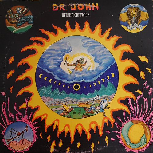 DR.JOHN / IN THE RIGHT PLACE