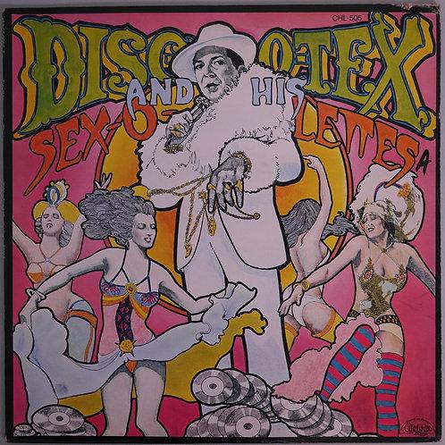 DISCO-TEX AND HIS SEX-O-LETTES / ディスコ テックス アンド ザ セクソレッツ