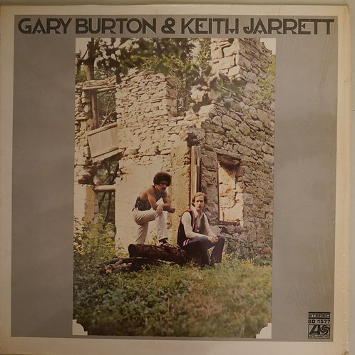Gary Burton & Keith Jarrett / ゲイリー・バートン & キース・ジャレット