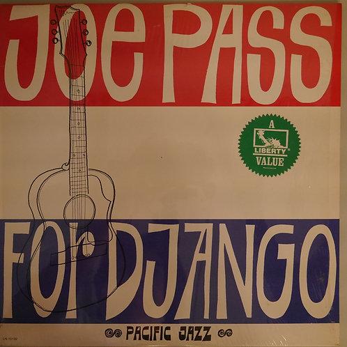 JOE PASS / FOR DJANGO