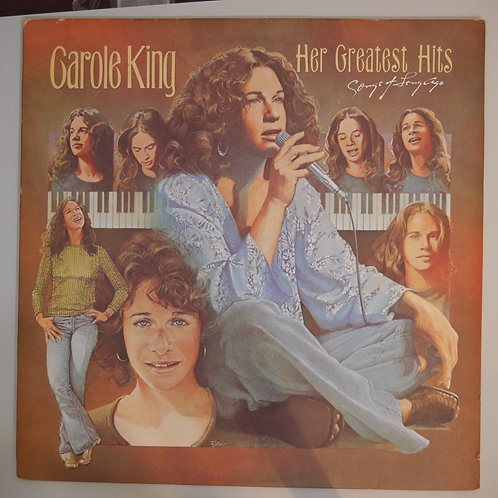 CAROLE KING / HER GREATEST HIT
