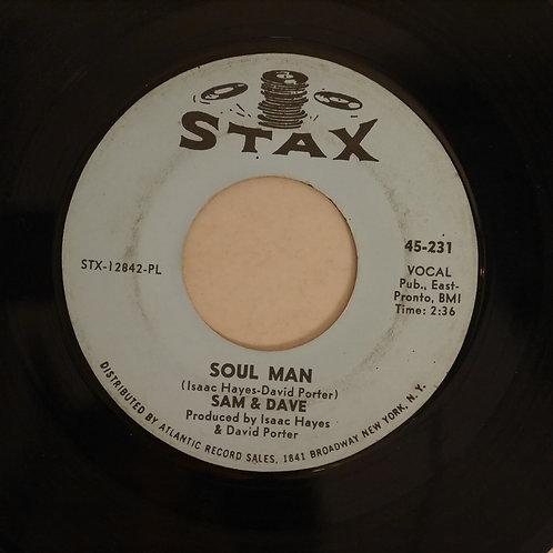 Sam And Dave / Soul Man