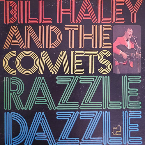 BILL HALEY & HIS COMETS / Razzle Dazzle(2LP)