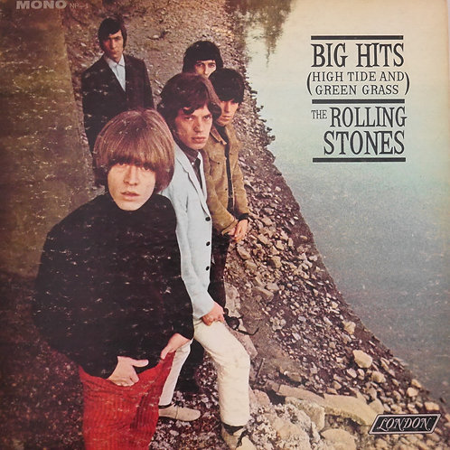 THE ROLLING STONES / BIG HITS (HIGH TIDE ANS GREEN GRASS)USオリジナル