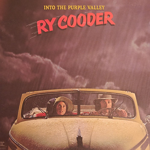 Ry Cooder / Into The Purple Valley(US初回プレス)
