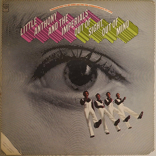 Little Anthony & The Imperials / Out Of Sight, Out Of mind
