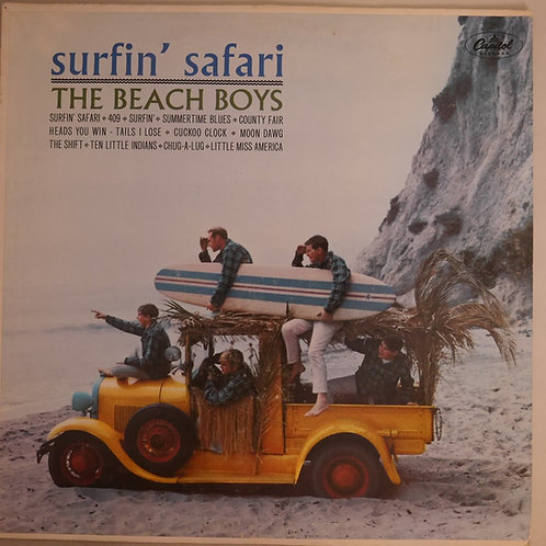 THE BEACH BOYS / Surfin' Safari