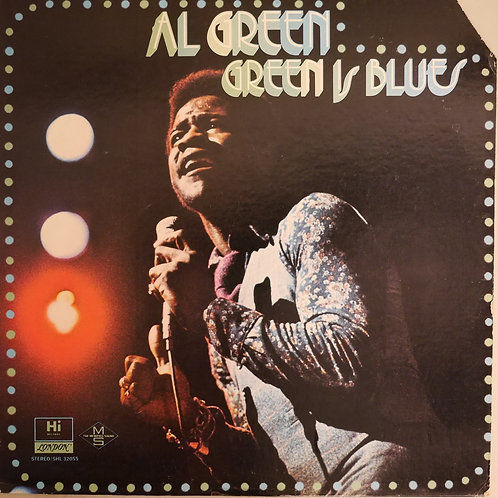 AL GREEN / Green Is Blues
