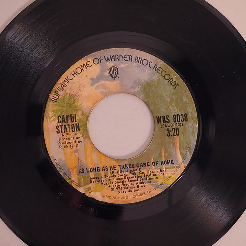CANDI STATON / As Long As He Takes Care Of Home(7')