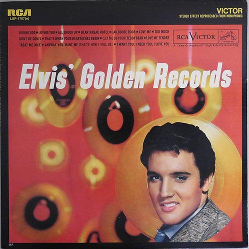 ELVIS PRESLEY / Elvis' Golden Records
