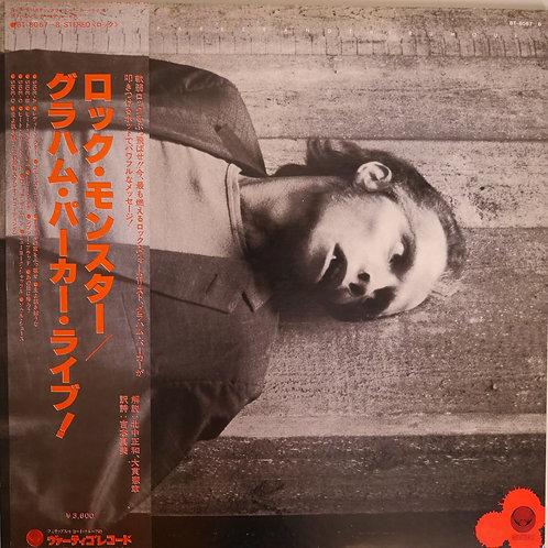 GRAHAM PARKER /パーカリラ(ロック・モンスター/グレアム・パーカー・ライブ)
