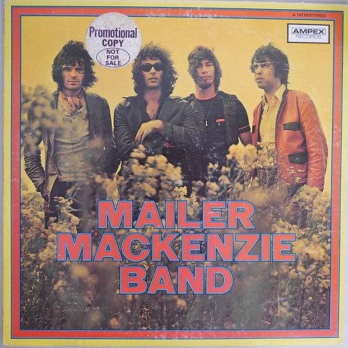 Mailer MacKenzie Band(US白プロモラベル)