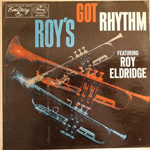 ROY ELDRIDGE / ROY'S GOT RHYTHM