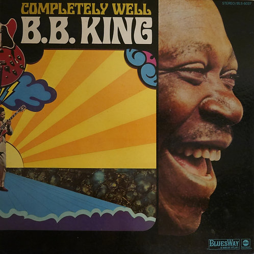 B.B. KING / COMPLETELY WELL