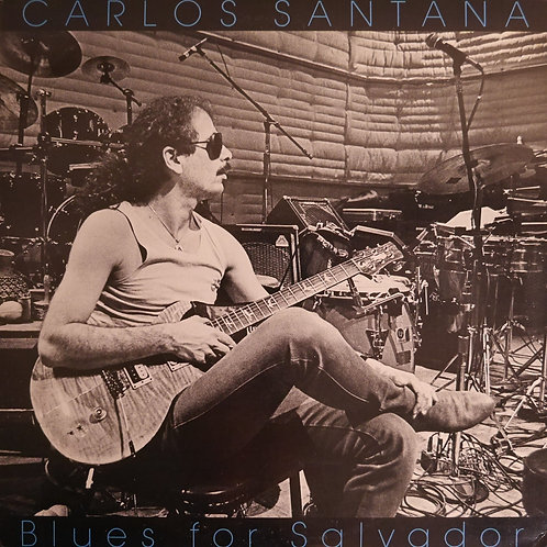 CARLOS SANTANA / BLUES FOR SALVADOR