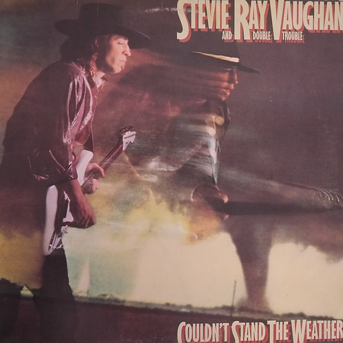 STEVIE RAY VAUGHAN & DOUBLE TROUBLE / Couldn't Stand The Weather(STERLING刻印USオリジ