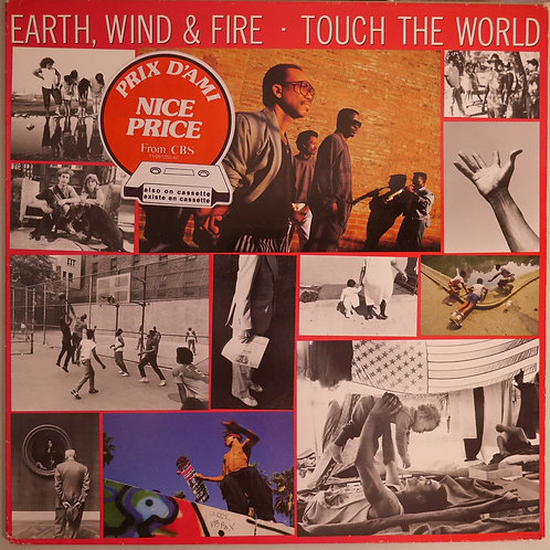 EARTH WIND & FIRE / TOUCH THE WORLD