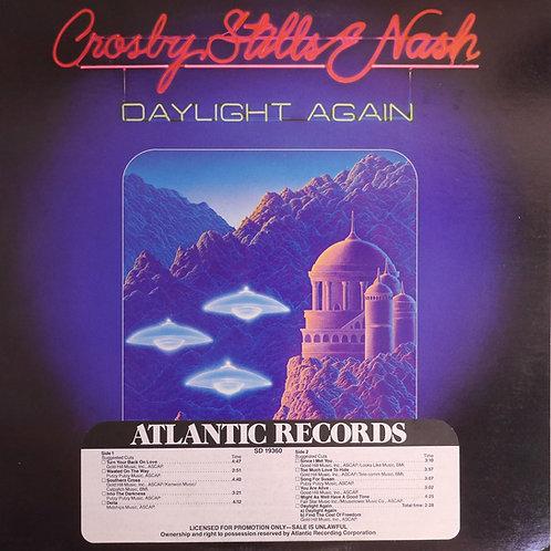 Crosby, Stills & Nash / Daylight Again(USプロモ)