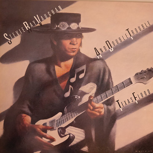 STEVIE RAY VAUGHAN & DOUBLE TROUBLE / Texas Flood(USオリジナル)