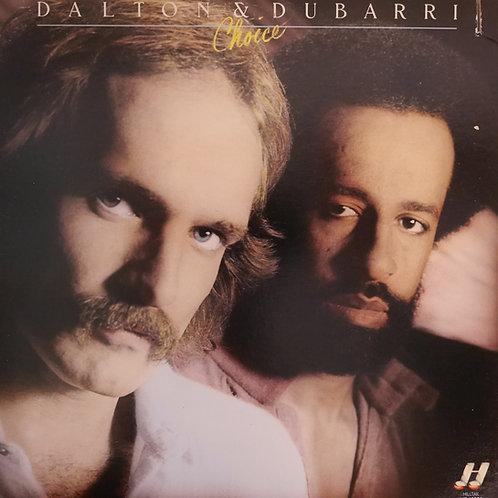 DALTON & DUBARRI  / CHOICE(USオリジナル)
