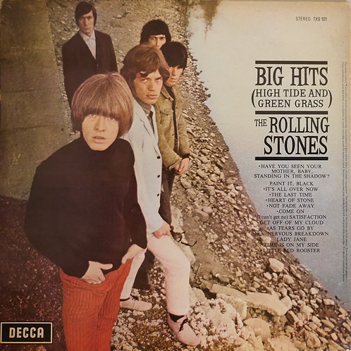 THE ROLLING STONES / Big Hits (High Tide And Green Grass)