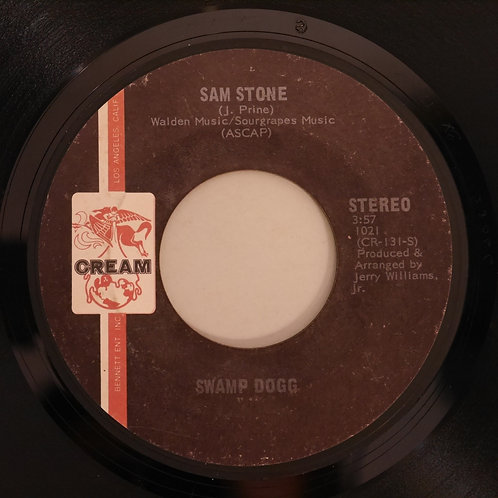 SWAMP DOGG / Sam Stone / Knowing I'm Pleasing Me And You