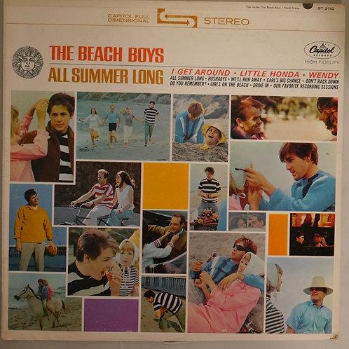 THE BEACH BOYS / ALL SUMMER LONG(USオリジナル)