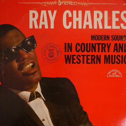 RAY CHARLES /Modern Sounds In Country And Western Music