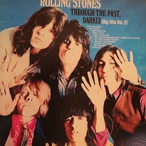ROLLOING STONES / Through The Past, Darkly (Big Hit Vol2) カナダ盤